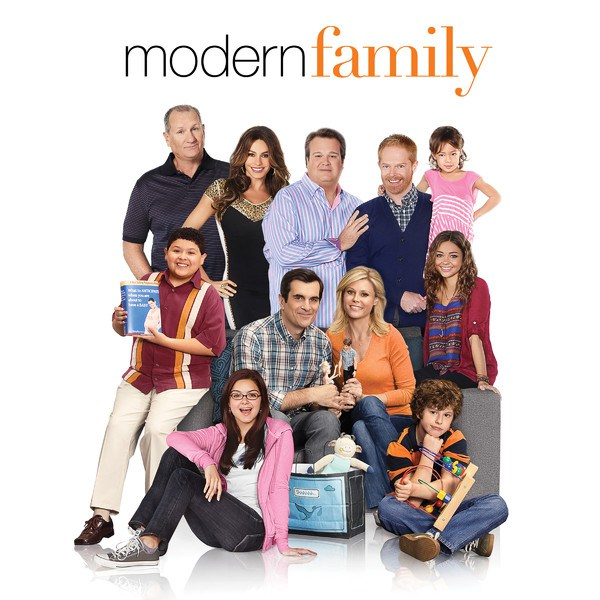 Favorite Show 2013: Modern Family