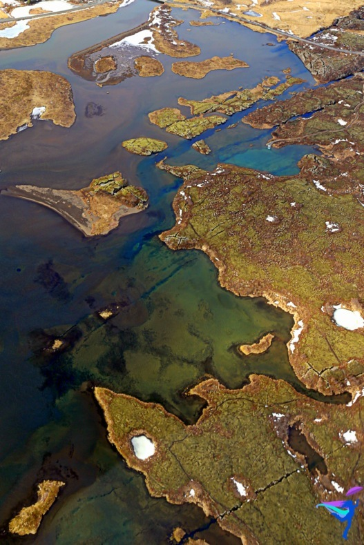 Aerial Photography Iceland