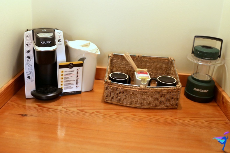 West Coast Wilderness Lodge Vacations Abroad Egmont, British Columbia Keurig