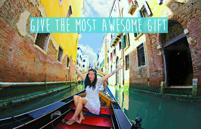 Give the Most Awesome Gift