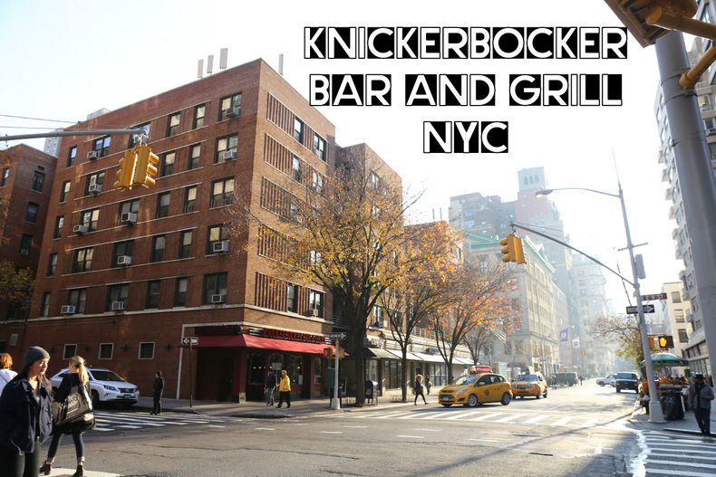 Knickerbocker Bar and Grill – New York City