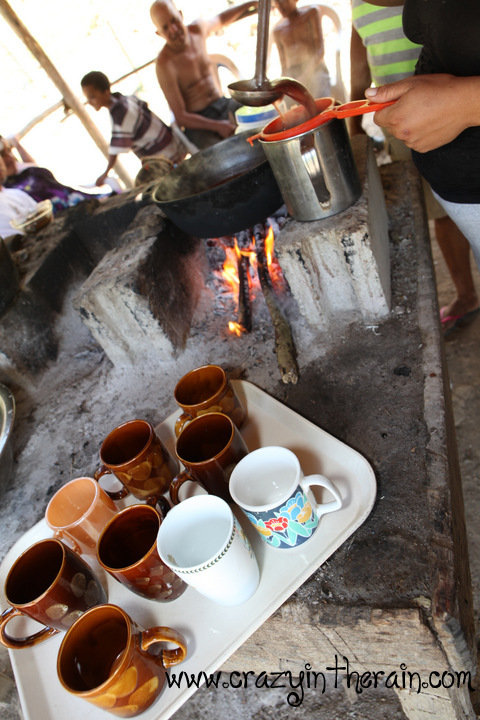 Dominican Hot Chocolate