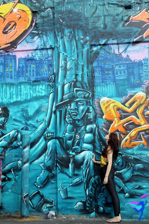 5 pointz street art graffiti new york city urban art