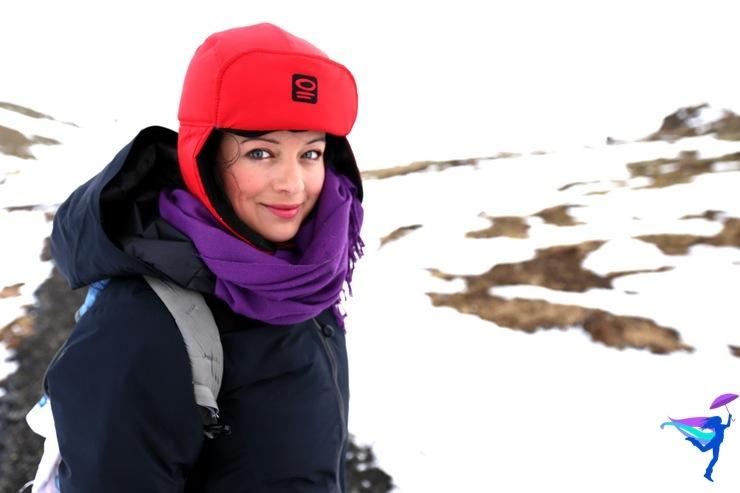 Blizzard Hike Hot River Hveragerði Iceland