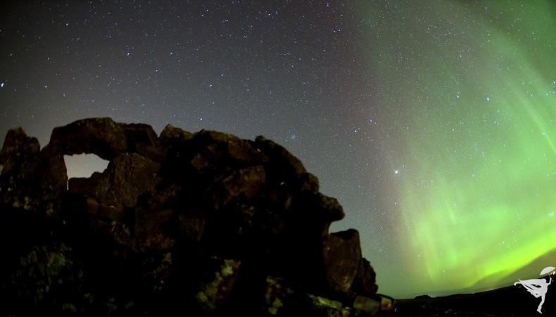 northern lights aurora borealis iceland