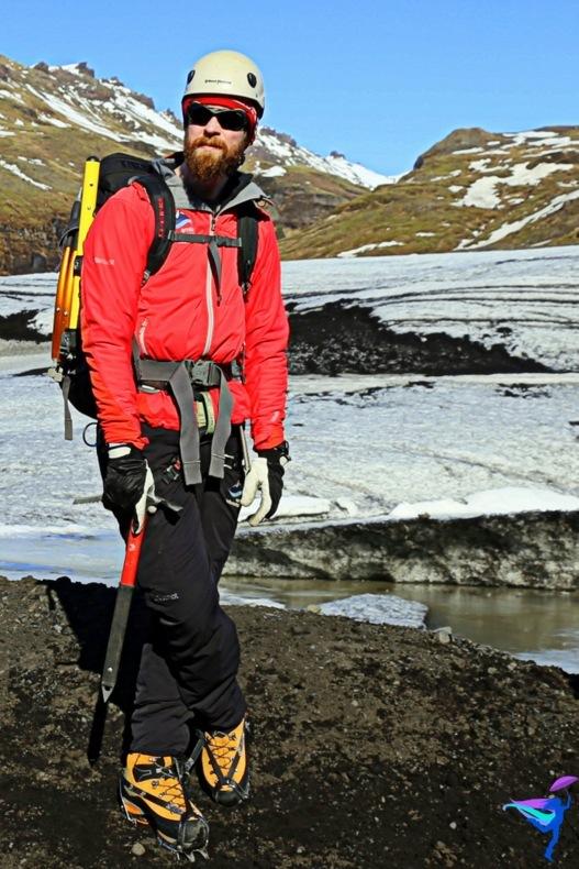 Blue Ice Climbing Arctic Adventures on Sólheimajökull Glacier - Iceland