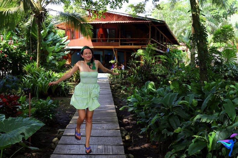 Banana Azul Hotel Puerto Viejo Costa Rica The