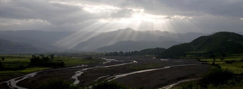 Trekking the Highlands of Ethiopia