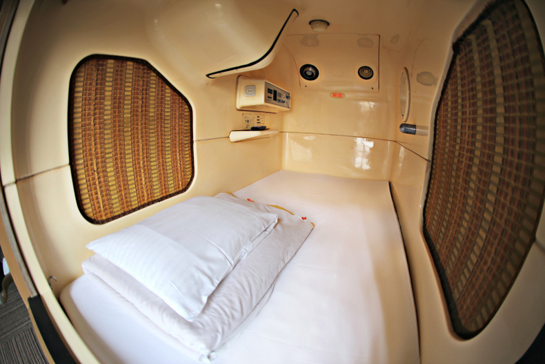 The Truth About Capsule Hotels In Japan The Legendary Adventures